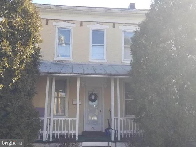 21 Main Street, MOHNTON, PA 19540 (#PABK354620) :: ExecuHome Realty