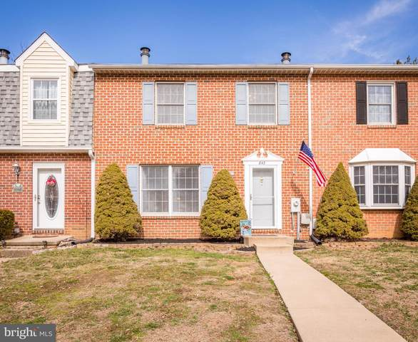 842 Chesney Lane, BEL AIR, MD 21014 (#MDHR243734) :: ExecuHome Realty