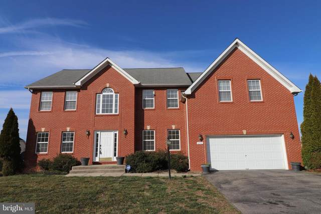 202 Major King Lane, FORT WASHINGTON, MD 20744 (#MDPG560022) :: Blackwell Real Estate