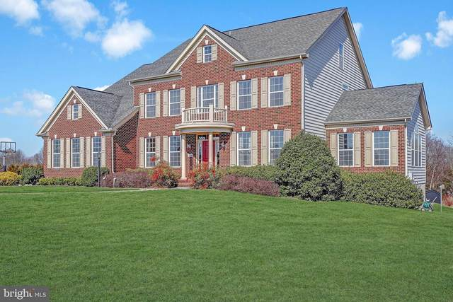 11801 Kettle Wind Drive, NOKESVILLE, VA 20181 (#VAPW488104) :: Advon Group