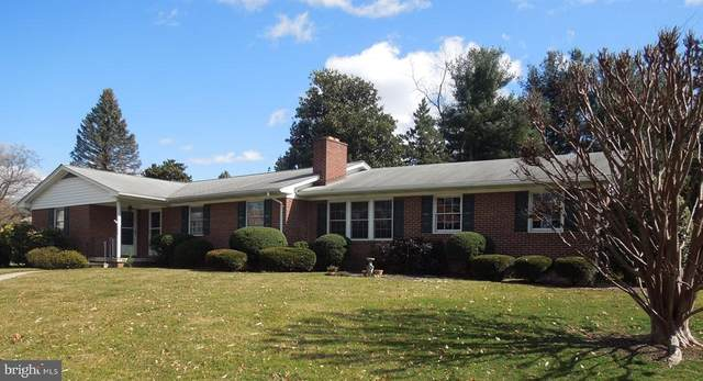 104 Fairview Avenue, FREDERICK, MD 21701 (#MDFR260248) :: Radiant Home Group