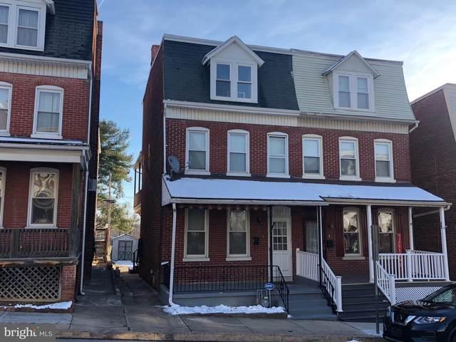 817 N Duke Street, YORK, PA 17404 (#PAYK133702) :: Iron Valley Real Estate
