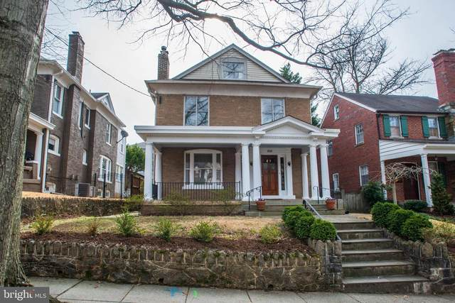 1614 Montague Street NW, WASHINGTON, DC 20011 (#DCDC459320) :: Advon Group