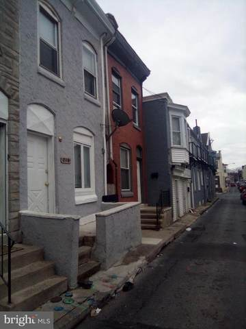 213 Mulberry Street, READING, PA 19604 (#PABK354632) :: RE/MAX Main Line