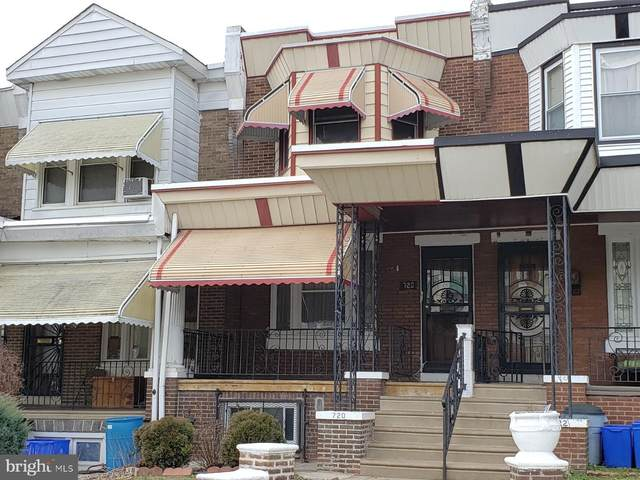 720 Wynnewood Road, PHILADELPHIA, PA 19151 (#PAPH873866) :: Scott Kompa Group