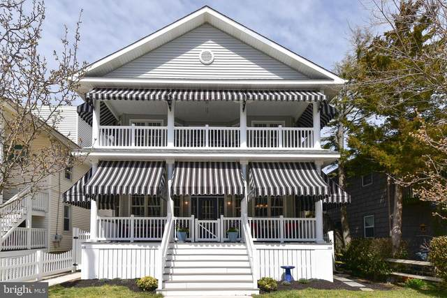 1438 Central Ave C2 - Second Flo, OCEAN CITY, NJ 08226 (#NJCM103936) :: Keller Williams Flagship of Maryland