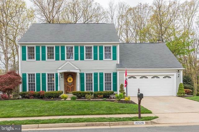 15526 Barrington Place, DUMFRIES, VA 22025 (#VAPW488114) :: John Smith Real Estate Group