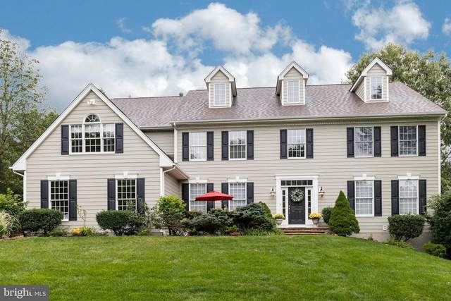 1123 Oak Hollow Drive, DOWNINGTOWN, PA 19335 (#PACT499304) :: John Smith Real Estate Group