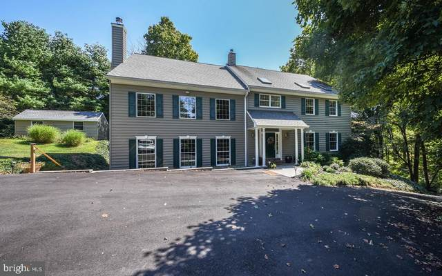 1045 Cedar Lane, WYCOMBE, PA 18980 (#PABU490166) :: Colgan Real Estate