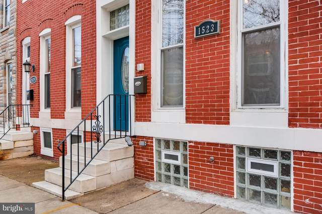 1523 N Eden Street, BALTIMORE, MD 21213 (#MDBA501208) :: The Riffle Group of Keller Williams Select Realtors