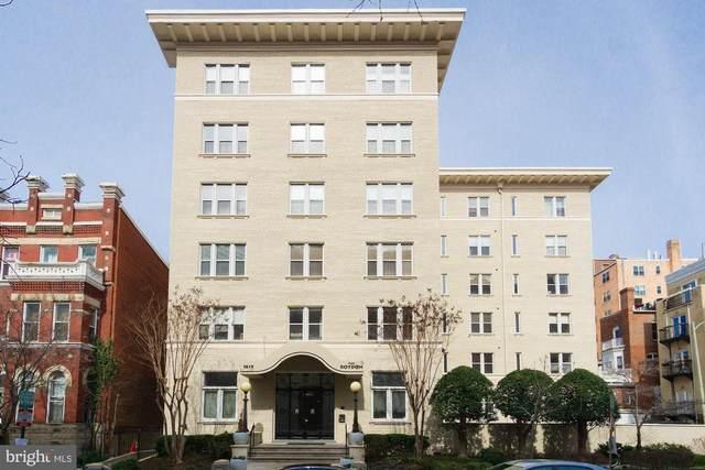 1619 R Street NW #501, WASHINGTON, DC 20009 (#DCDC459348) :: Eng Garcia Properties, LLC