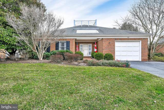606 Brightwood Club Drive, LUTHERVILLE TIMONIUM, MD 21093 (#MDBC486080) :: Corner House Realty