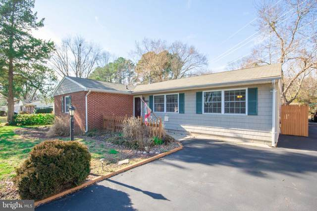 31664 Old Ocean City Road, SALISBURY, MD 21804 (#MDWC107128) :: Bob Lucido Team of Keller Williams Integrity