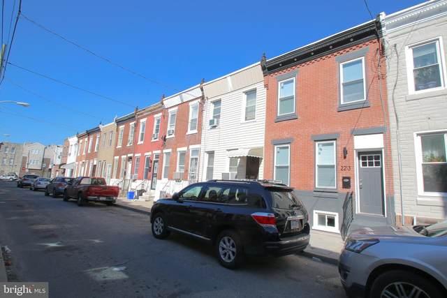 2213 Watkins Street, PHILADELPHIA, PA 19145 (#PAPH873926) :: Scott Kompa Group
