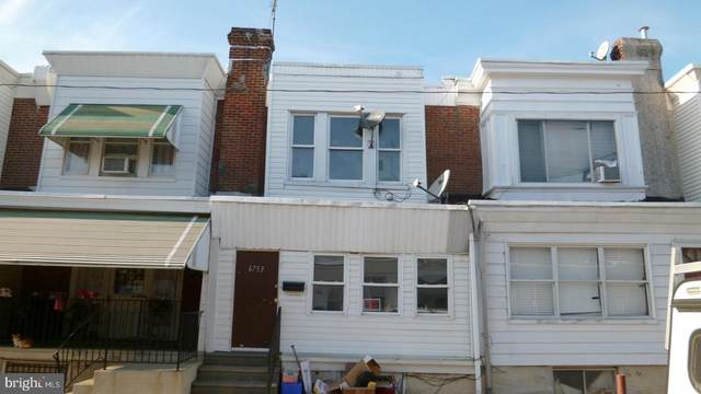 6753 Linmore Avenue, PHILADELPHIA, PA 19142 (#PAPH873948) :: Jason Freeby Group at Keller Williams Real Estate