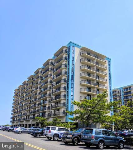 13110 Coastal Highway #205, OCEAN CITY, MD 21842 (#MDWO112278) :: RE/MAX Coast and Country