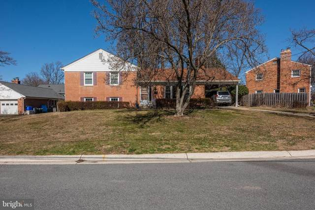 12804 Jingle Lane, SILVER SPRING, MD 20906 (#MDMC696778) :: AJ Team Realty