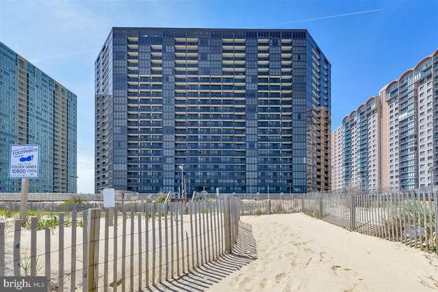10900 Coastal Highway #1108, OCEAN CITY, MD 21842 (#MDWO112280) :: The Allison Stine Team