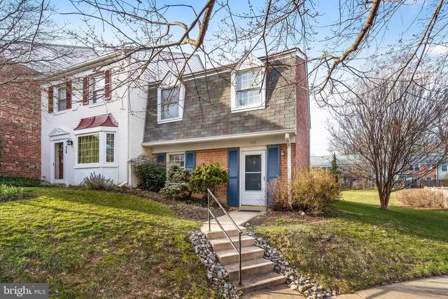 550 Azalea Drive #43, ROCKVILLE, MD 20850 (#MDMC696784) :: Blackwell Real Estate