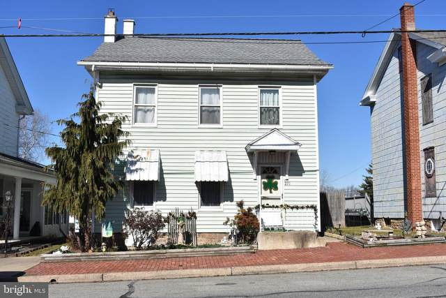 271 W Main Street, ELIZABETHVILLE, PA 17023 (#PADA119438) :: Flinchbaugh & Associates