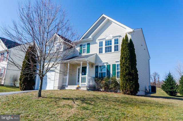 125 Amelia Drive, HEDGESVILLE, WV 25427 (#WVBE175100) :: The Licata Group/Keller Williams Realty