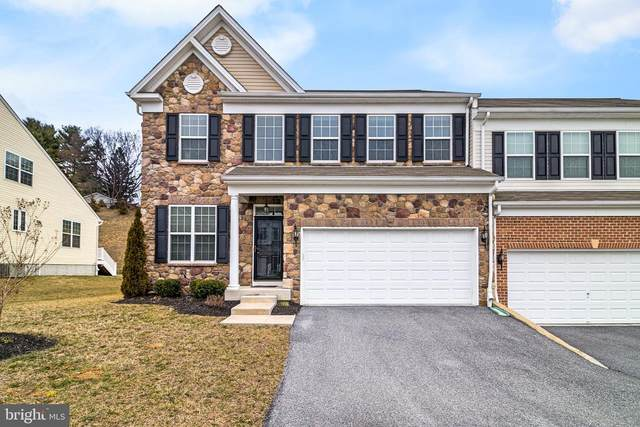 84 Greenvale Mews Drive #36, WESTMINSTER, MD 21157 (#MDCR194746) :: Dart Homes