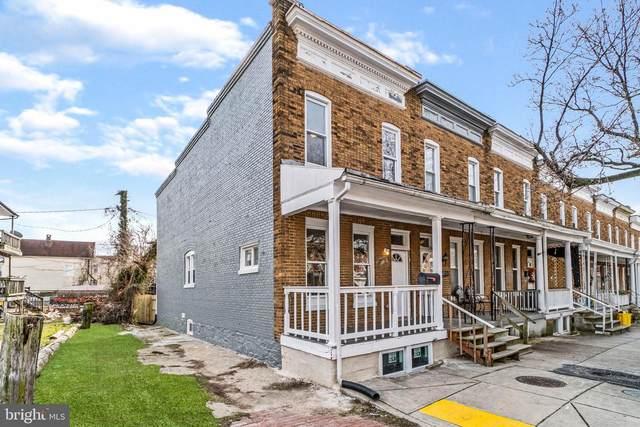 517 E 35TH Street, BALTIMORE, MD 21218 (#MDBA501234) :: Jim Bass Group of Real Estate Teams, LLC