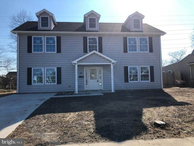 45 New School Lane, LEVITTOWN, PA 19054 (#PABU490210) :: Blackwell Real Estate