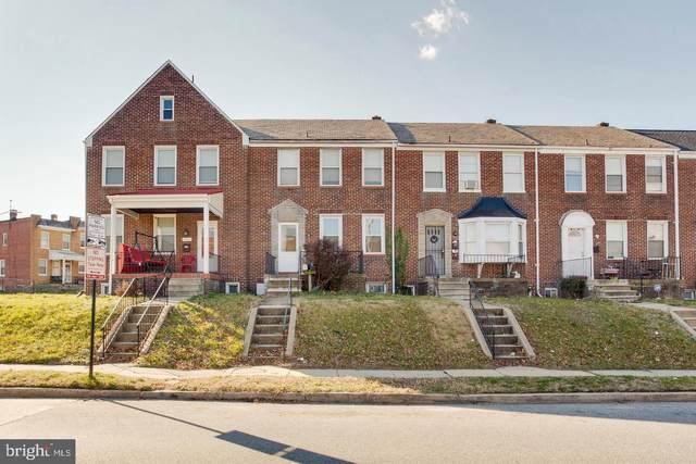 3615 Erdman Avenue, BALTIMORE, MD 21213 (#MDBA501242) :: Jim Bass Group of Real Estate Teams, LLC