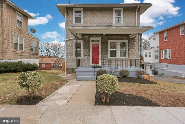 3204 Earl Street, READING, PA 19605 (#PABK354656) :: Iron Valley Real Estate