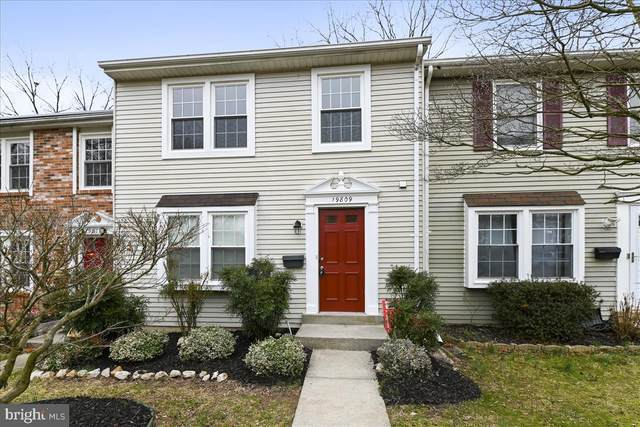 19809 Wheelwright Drive, GAITHERSBURG, MD 20886 (#MDMC696798) :: Shamrock Realty Group, Inc