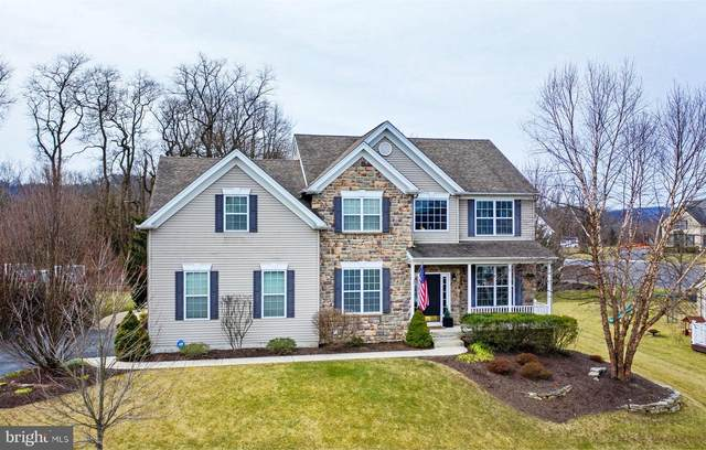 4640 Rolling Ridge Drive, CENTER VALLEY, PA 18034 (#PALH113578) :: Linda Dale Real Estate Experts