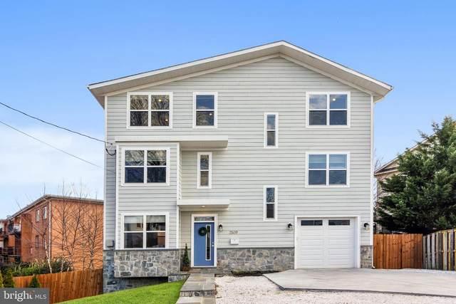 2509 S Kenwood Street, ARLINGTON, VA 22206 (#VAAR159488) :: The Licata Group/Keller Williams Realty