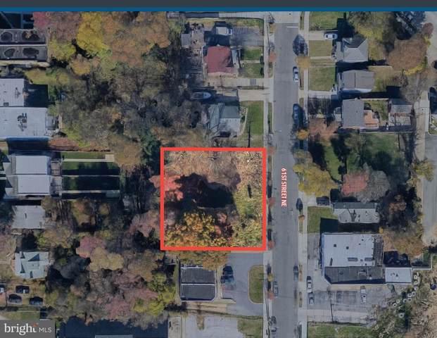 414 61ST Street NE, WASHINGTON, DC 20019 (#DCDC459402) :: The Dailey Group
