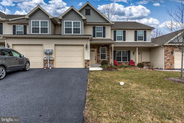 102 Scully Place, LEWISBERRY, PA 17339 (#PAYK133744) :: The Joy Daniels Real Estate Group