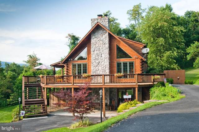 6 Timber Ridge Road, LAVALE, MD 21502 (#MDAL133732) :: Bruce & Tanya and Associates