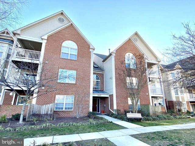 607 Admiral Drive #203, ANNAPOLIS, MD 21401 (#MDAA426196) :: ExecuHome Realty
