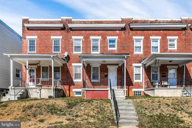 534 E 38TH Street, BALTIMORE, MD 21218 (#MDBA501266) :: John Smith Real Estate Group