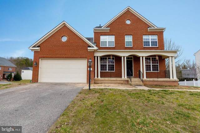 4141 Philena Street, DUMFRIES, VA 22025 (#VAPW488182) :: The Licata Group/Keller Williams Realty