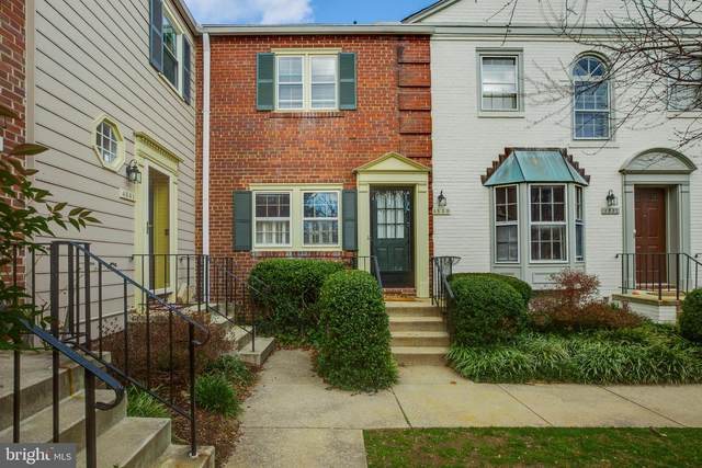 4839 Chevy Chase Drive #176, CHEVY CHASE, MD 20815 (#MDMC696818) :: Bob Lucido Team of Keller Williams Integrity