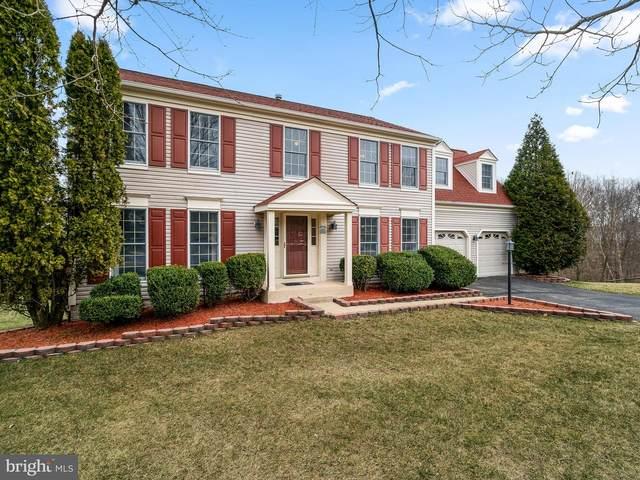 14585 Estate Drive, WOODBRIDGE, VA 22193 (#VAPW488194) :: Cristina Dougherty & Associates