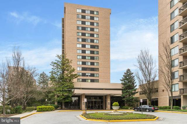 3709 S George Mason Drive #902, FALLS CHURCH, VA 22041 (#VAFX1112716) :: Scott Kompa Group