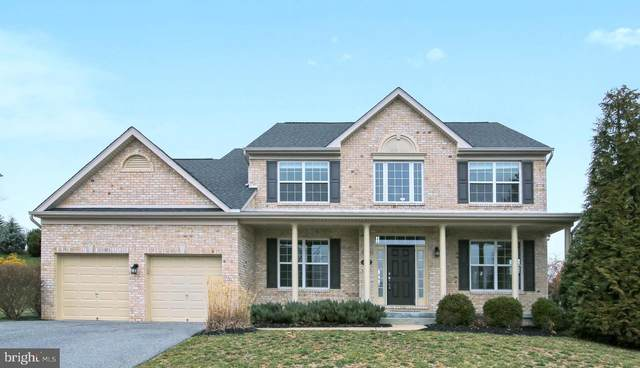 2422 Longfellow Court, FREDERICK, MD 21702 (#MDFR260274) :: Jacobs & Co. Real Estate