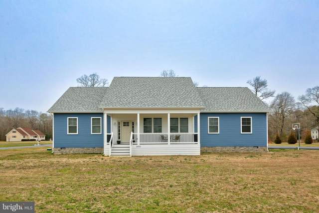 12622 Dawn Circle, BISHOPVILLE, MD 21813 (#MDWO112288) :: AJ Team Realty