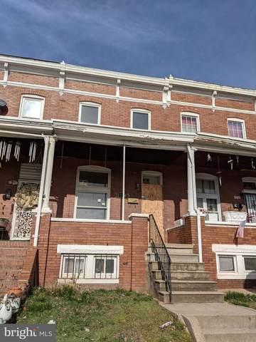 1730 E 28TH Street, BALTIMORE, MD 21218 (#MDBA501278) :: Jim Bass Group of Real Estate Teams, LLC