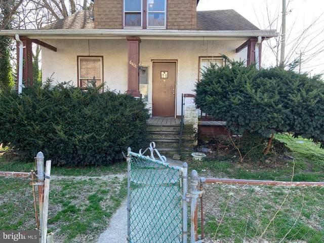 6401 Halleck Street, DISTRICT HEIGHTS, MD 20747 (#MDPG560102) :: Viva the Life Properties