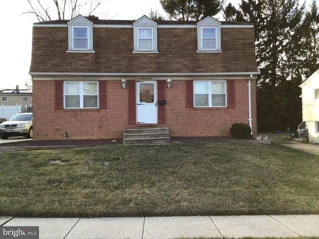 1410 Harberson Road, BALTIMORE, MD 21228 (#MDBC486140) :: Corner House Realty