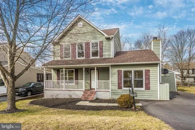 6647 E Lakeridge Road, NEW MARKET, MD 21774 (#MDFR260278) :: Viva the Life Properties