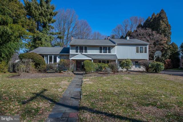 807 Spring Avenue, ELKINS PARK, PA 19027 (#PAMC639808) :: Keller Williams Realty - Matt Fetick Team