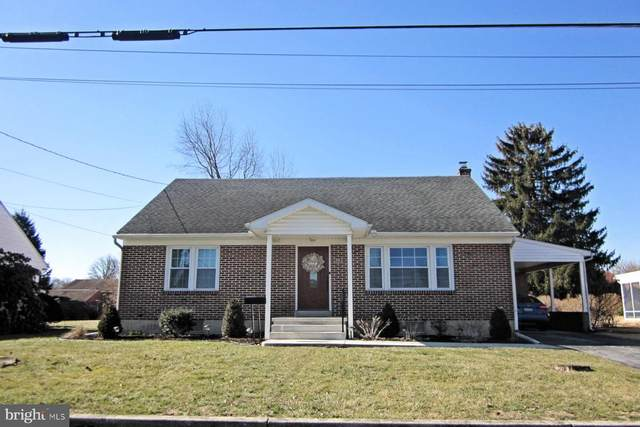 733 S 4TH Avenue, LEBANON, PA 17042 (#PALN112558) :: Liz Hamberger Real Estate Team of KW Keystone Realty